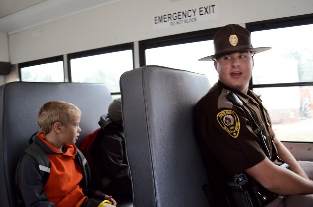 Trooper of the Bus