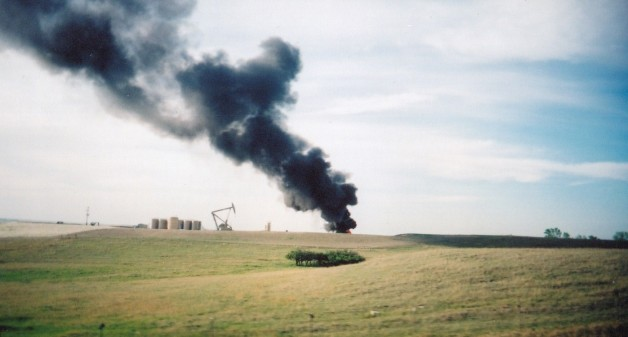 Oil Patch Code Blue